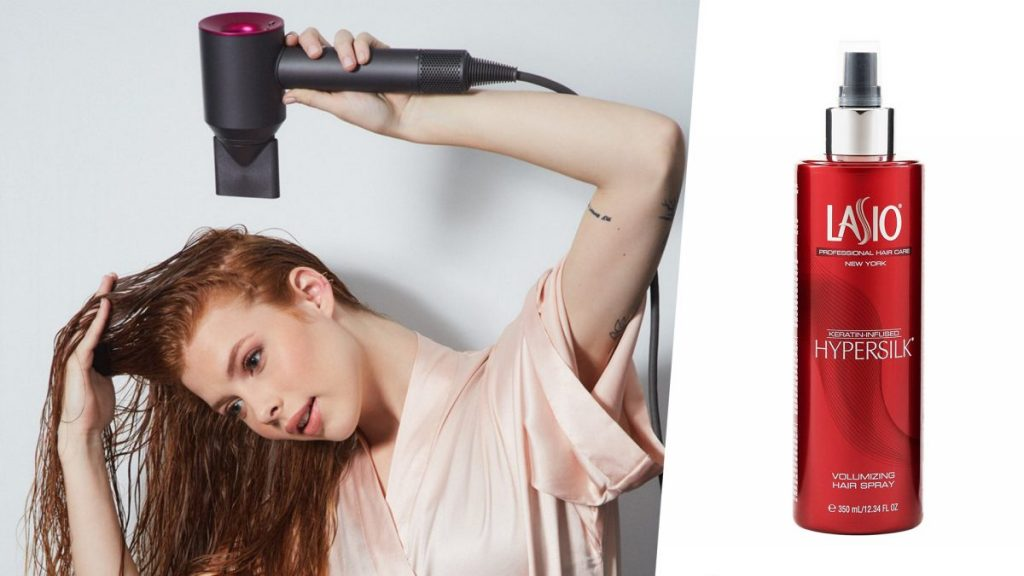 How to Get the Perfect Blowout with Lasio Volumizing Spray